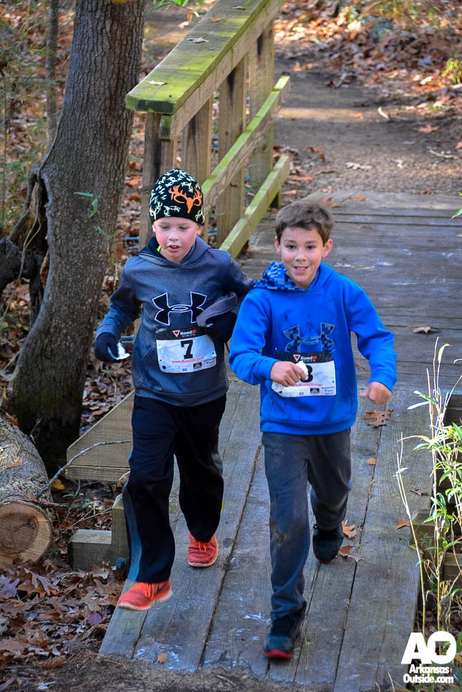 Running together on the 5K