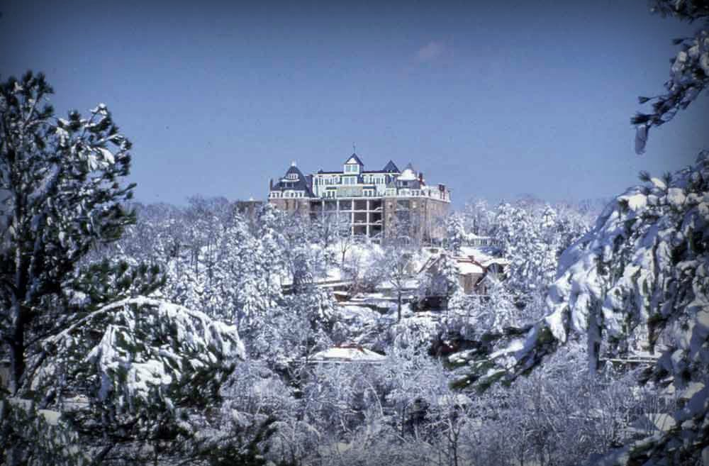 Eureka Springs Winter