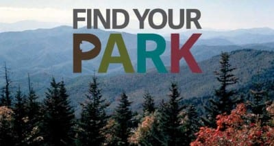 Great Smoky Mountains National Park Joins NationalFind Your Park Movement