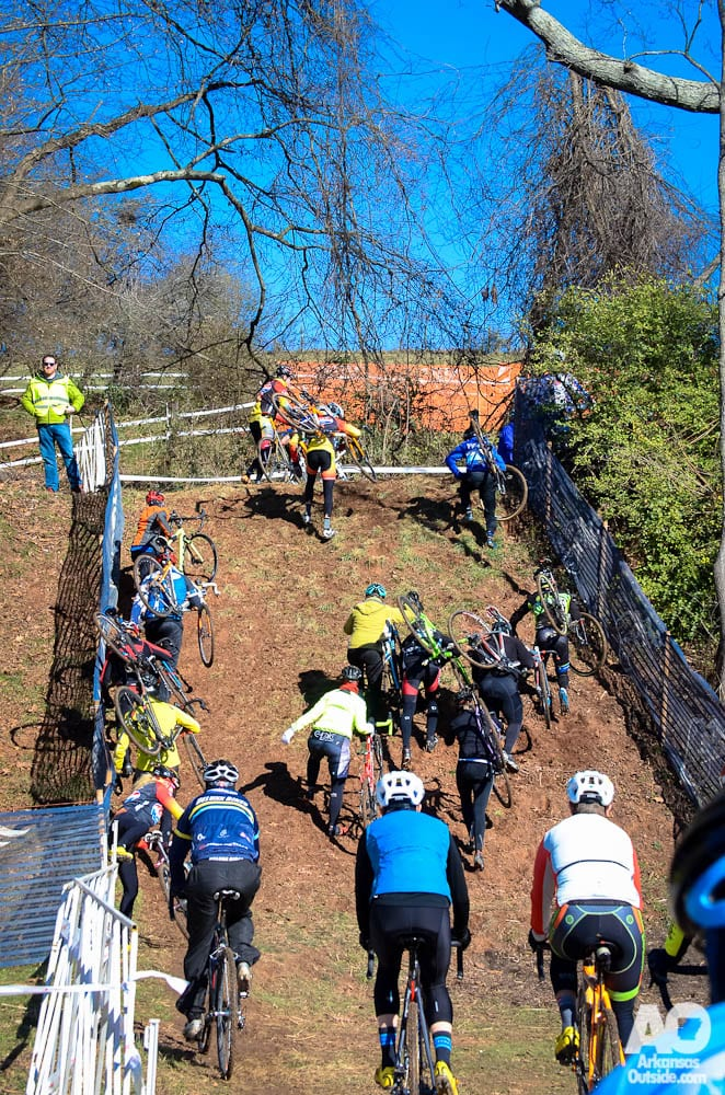 Four Days at the 2016 Cyclocross Nationals – Day One