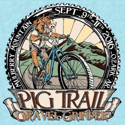 Pig Trail Gravel Grinder @ Mulberry Mountain | Ozark | Arkansas | United States
