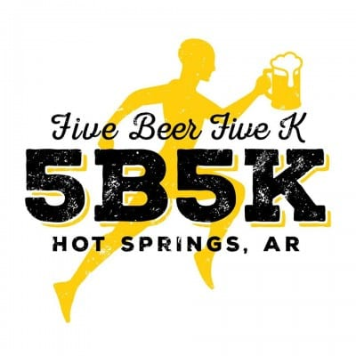 5 Beer 5K Run @ Grand Ave, Hot Springs | Hot Springs | Arkansas | United States