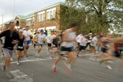 Winslow Run Half-Marathon and 5k @ Winslow High School Building | Winslow | Arkansas | United States