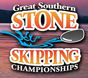 Great Southern Stone Skipping Championship @ Fairfield Bay Marina | Shirley | Arkansas | United States