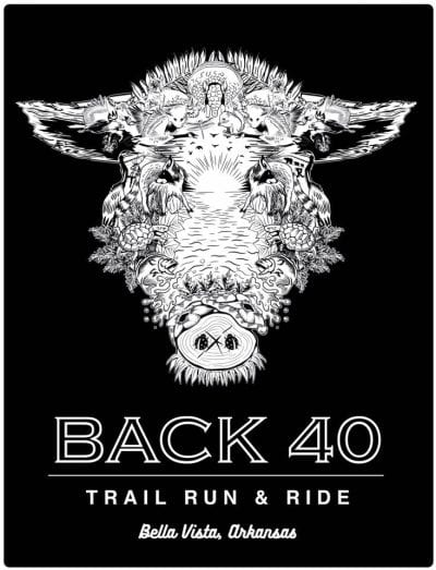 The Back 40 Trail Run & Ride @ The Back 40 | Bella Vista | Arkansas | United States