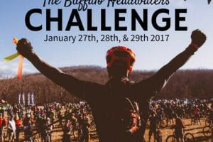 "The 12th Annual ""Buffalo Headwaters Challenge"" Mountain Bike Ride"