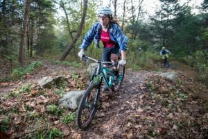 Why Rider Tandie Bailey was Drawn to Mountain Biking in Northwest Arkansas | Outside Online