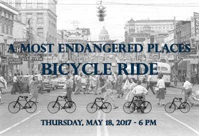 Most Endangered Places Bicycle Ride @ Bobby's Bike Hike | Little Rock | Arkansas | United States