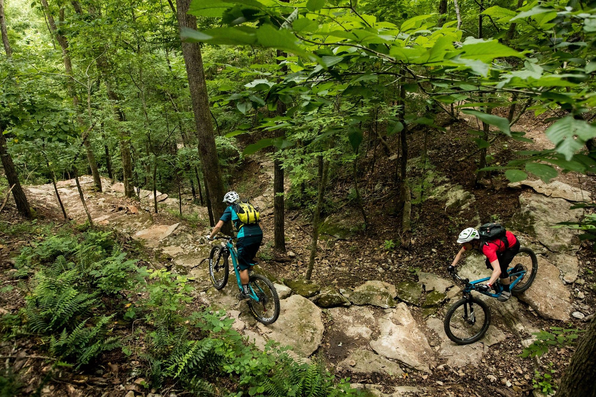 Northwest Arkansas Mountain Biking Staying In The News