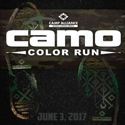 Camo Color Run @ Target/Cabela's/Twin Peaks Parking Lot - Rogers | Rogers | Arkansas | United States