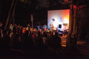 Summer Holiday Concerts at the Buffalo Point Amphitheater