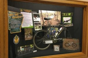 Let's Ride: Mountain Biking in the State Parks of Arkansas