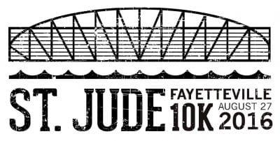 St Jude Fayetteville 10K @ Lake Fayetteville