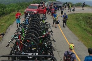 Need A Lift? Mountain Bike Shuttle Services in Arkansas