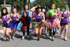 Mount St. Mary Academy Chills & Thrills 5K and Kids Fun Run