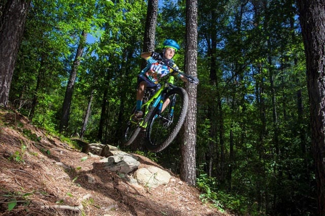 Partnership Bringing 446 New Miles of Mountain Bike Trails