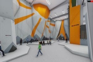 Indoor Climbing, Fitness & Yoga Facility to be Built in Bentonville