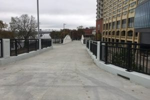 Broadway Bridge Ramp