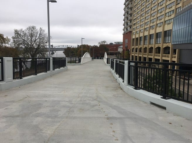 Broadway Bridge Ramp