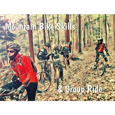 Mountain Bike Skills 101 & Ride @ Victory Lake - Burns Park | Little Rock | Arkansas | United States