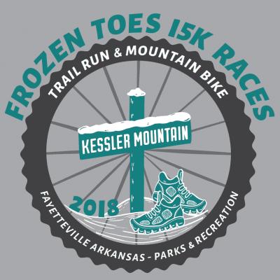 Frozen Toes 15K Races @ Kessler Mountain Regional Park | Fayetteville | Arkansas | United States