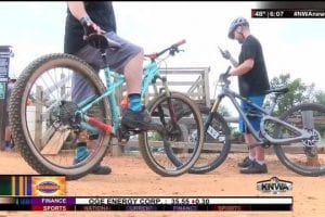 NWA Mountain Bike Trails Growing | Northwest Arkansas