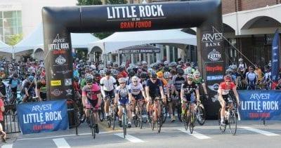 Arvest Little Rock Gran Fondo @ Downtown   Little Rock   Arkansas   United States