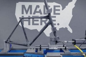 How is a carbon bike frame made? | Road Bike News, Reviews, and Photos