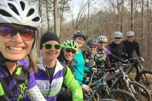 In Northwest Arkansas, An Active Effort to Promote Mountain Biking Among Women