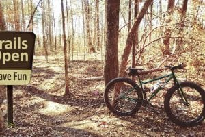 Arkansas Mountain Bike Trail Conditions