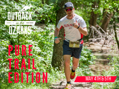 Outback in the Ozarks - Pure Trail Edition @ Lake Leatherwood