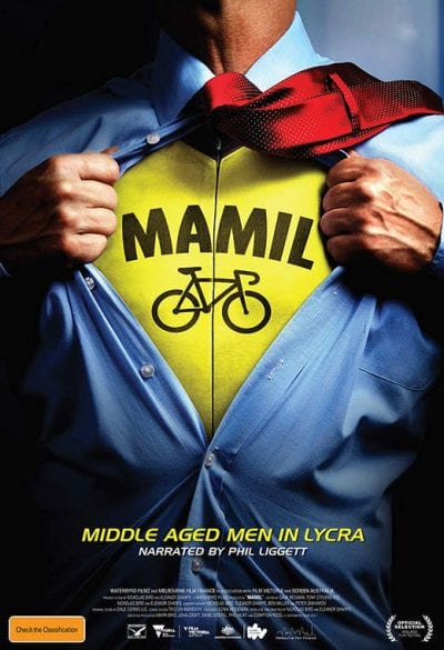 MAMIL (MIDDLE AGED MEN IN LYCRA) - Film Night @ UA Breckenridge Stadium  | Little Rock | Arkansas | United States