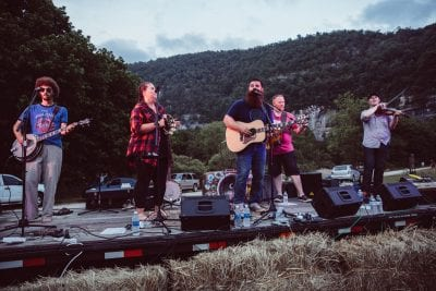 3rd Annual Steel Creek Concert @ Steel Creek Campground | Jasper | Arkansas | United States