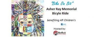 """Bike On Bit"" - Asher Ray Memorial Bicycle Ride @ Clinton Presidential Center"