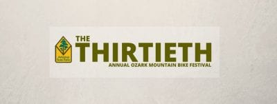 30th Annual Ozark Mountain Bike Festival @ Devils Den State Park