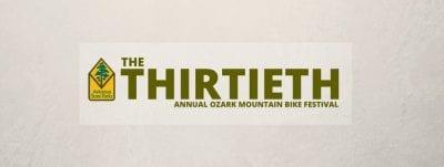30th Annual Ozark Mountain Bike Festival @ Devils Den State Park
