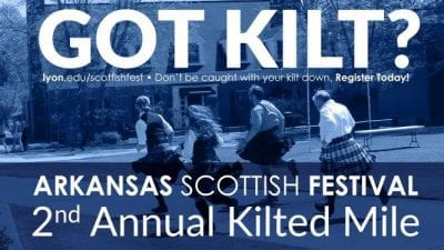 Kilted Mile @ Lyon College | Batesville | Arkansas | United States