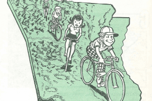 Bicycling in Arkansas – 40 Years Ago – Part 1