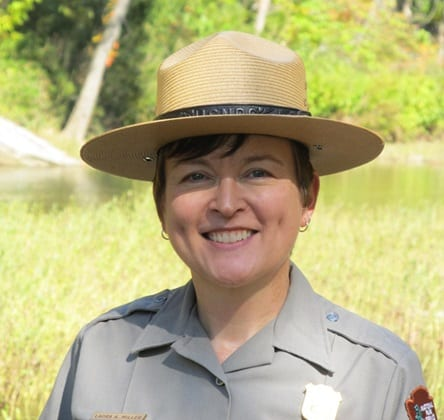 Laura Miller was announced as new superintendent of Hot Springs National Park. NPS photo