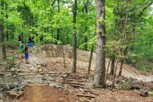 Foundation Supports Fitzgerald Mountain Trail System in Springdale