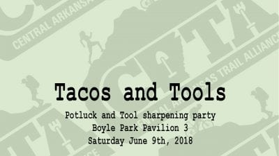 Tacos and Tools @ Boyle Park