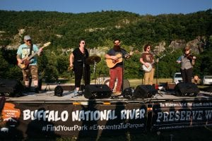 Buffalo National River Hosts National Park Radio Concert