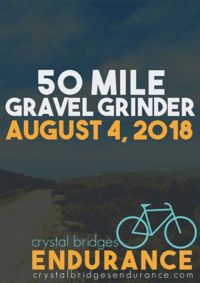 Crystal Bridges Endurance - 50 Mile Gravel Grinder @ Siloam Springs   Arkansas   United States