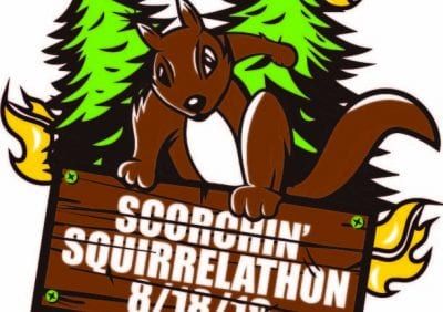 Ferncliff Scorchin' Squirrel-a-Thon @ Ferncliff   Little Rock   Arkansas   United States