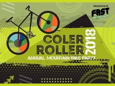Fast Presents the 2nd Annual Coler Roller @ Coler Trail System