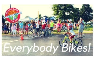 Second Annual Everybody Bikes! @ Clinton Presidential Center