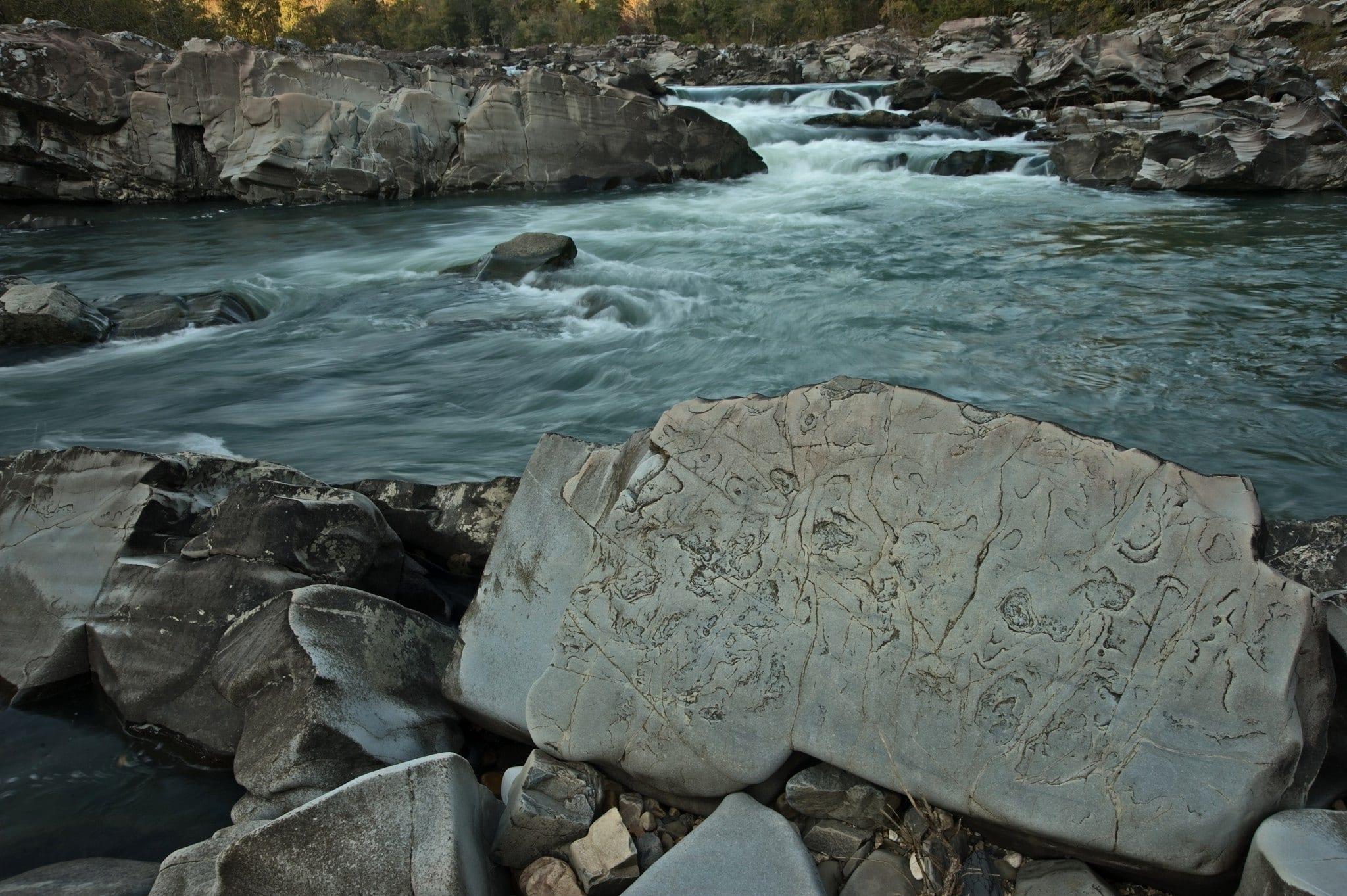 Cossatot Falls, Cossatot River State Park (Photo courtesy of Arkansas Department of Parks & Tourism)