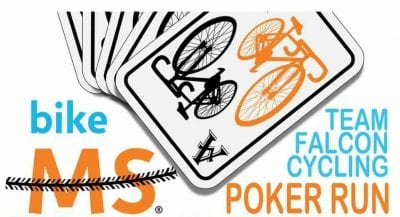 Poker Ride for MS @ Recycle Bikes for Kids