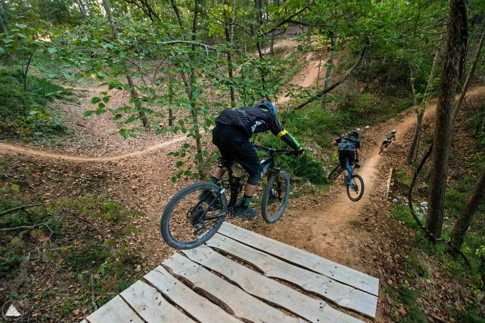 Coler Mountain Bike Preserve
