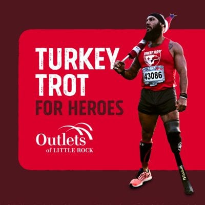2nd Annual Turkey Trot for Heroes at Outlets of Little Rock @ Outlets of Little Rock | Little Rock | Arkansas | United States
